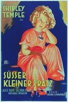 Poor Little Rich Girl - Austrian Movie Poster (xs thumbnail)