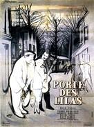 Porte des Lilas - French Movie Poster (xs thumbnail)