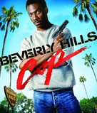 Beverly Hills Cop - Blu-Ray movie cover (xs thumbnail)