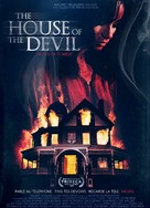 The House of the Devil - French Movie Poster (xs thumbnail)