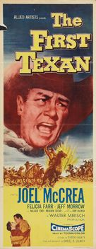 The First Texan - Movie Poster (xs thumbnail)