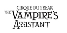 Cirque du Freak: The Vampire's Assistant - Logo (xs thumbnail)