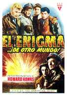 The Thing From Another World - Spanish Movie Poster (xs thumbnail)