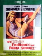 The Wicked Dreams of Paula Schultz - French Movie Poster (xs thumbnail)