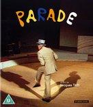 Parade - British Blu-Ray movie cover (xs thumbnail)