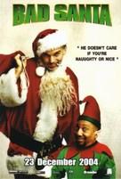 Bad Santa - Thai Movie Poster (xs thumbnail)