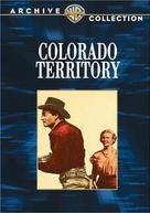 Colorado Territory - DVD movie cover (xs thumbnail)