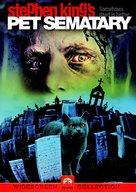 Pet Sematary - DVD cover (xs thumbnail)