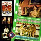 Alpenglühn im Dirndlrock - German Movie Cover (xs thumbnail)