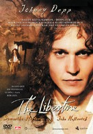 The Libertine - Swedish DVD cover (xs thumbnail)