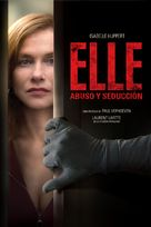Elle - Argentinian Movie Cover (xs thumbnail)