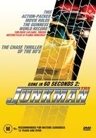 The Junkman - Australian Movie Cover (xs thumbnail)