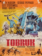 Tobruk - Danish Movie Poster (xs thumbnail)