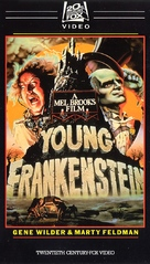 Young Frankenstein - VHS movie cover (xs thumbnail)