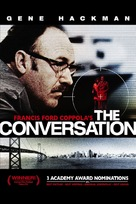 The Conversation - DVD cover (xs thumbnail)