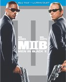 Men In Black II - Blu-Ray movie cover (xs thumbnail)
