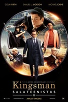Kingsman: The Secret Service - Estonian Movie Poster (xs thumbnail)