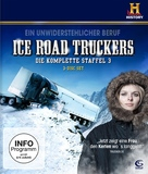 """Ice Road Truckers"" - German Blu-Ray cover (xs thumbnail)"