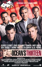 Ocean's Thirteen - Swiss Movie Poster (xs thumbnail)