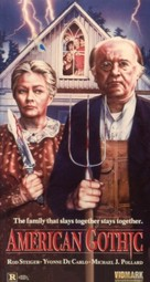 American Gothic - VHS movie cover (xs thumbnail)