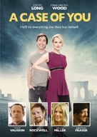 A Case of You - Canadian DVD movie cover (xs thumbnail)