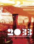 2033 - Mexican Movie Poster (xs thumbnail)