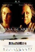 Casa de Areia - Brazilian Movie Poster (xs thumbnail)