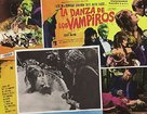 Dance of the Vampires - Mexican Movie Poster (xs thumbnail)