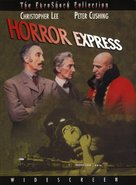 Horror Express - DVD cover (xs thumbnail)