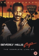 Beverly Hills Cop - British DVD movie cover (xs thumbnail)