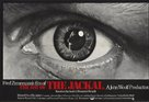 The Day of the Jackal - British Movie Poster (xs thumbnail)