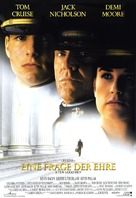 A Few Good Men - German Movie Poster (xs thumbnail)