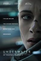 Underwater - Movie Poster (xs thumbnail)