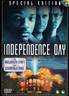 Independence Day - Dutch DVD cover (xs thumbnail)