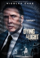 The Dying of the Light - DVD movie cover (xs thumbnail)