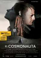 El cosmonauta - Spanish Movie Poster (xs thumbnail)