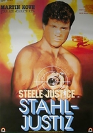 Steele Justice - German Movie Poster (xs thumbnail)