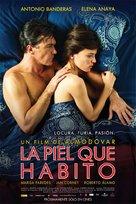 La piel que habito - Argentinian Movie Poster (xs thumbnail)