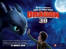 How to Train Your Dragon - British Movie Poster (xs thumbnail)