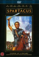 Spartacus - Danish Movie Cover (xs thumbnail)