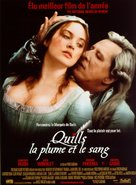 Quills - French poster (xs thumbnail)