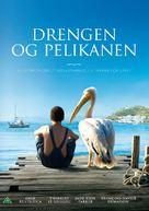Nicostratos, le Pélican - Danish DVD cover (xs thumbnail)