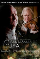Goya's Ghosts - Spanish DVD cover (xs thumbnail)