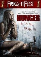 Hunger - DVD cover (xs thumbnail)