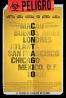 Contagion - Mexican Movie Poster (xs thumbnail)