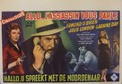 The 3rd Voice - Belgian Movie Poster (xs thumbnail)