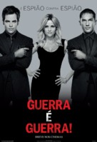 This Means War - Brazilian Movie Poster (xs thumbnail)