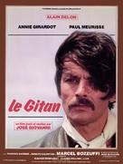 Le gitan - French Movie Poster (xs thumbnail)