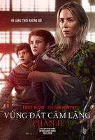 A Quiet Place: Part II - Vietnamese Movie Poster (xs thumbnail)