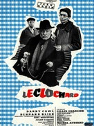 Archimède, le clochard - French Movie Poster (xs thumbnail)